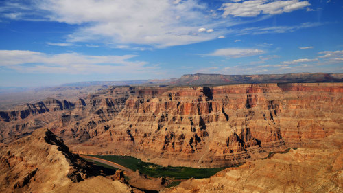 Maverick Airways: Grand Canyon West Plane & Helicopter Tour
