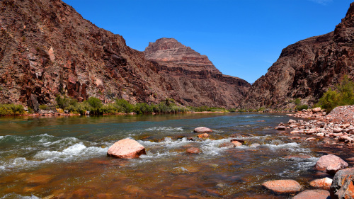Bottom of the Grand Canyon Tour by Adventure Photo Tours 4-in-1 4x4