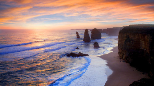 Great Ocean Road Sunset Full-Day Tour by Otway Discovery