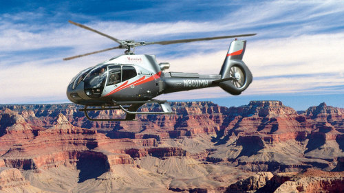 Maverick Airways: Grand Canyon South Plane & Helicopter Tour