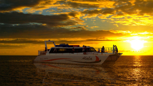 Waikoloa Sunset Cruise