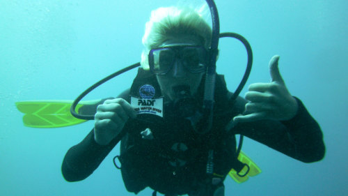 4-Day Open Water Diving Certification