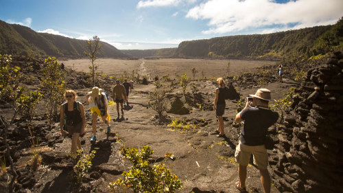Kilauea Hike & Glow Full-Day Excursion