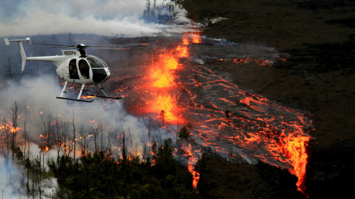 Paradise Helicopter Tours Big Island Hawaii