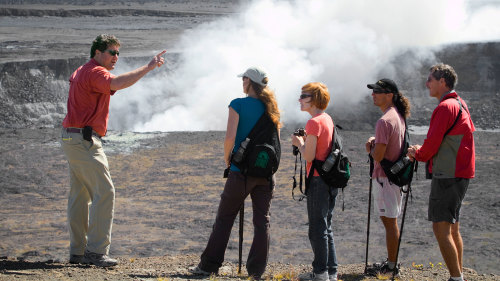 Small-Group Epic Island Volcano Journey