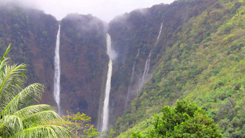 Waterfall Tour to Waipio Valley and Hamakua Coast