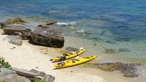 2-Day Hawkesbury Kayaking Adventure by Life