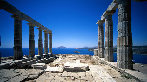 Private Cape Sounio Half-Day Tour by Key Tours