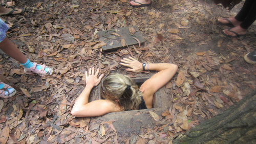 City & Cu Chi Tunnels Tour with Lunch by Threeland Travel