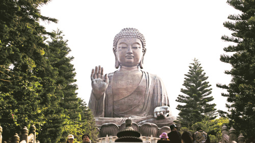 Lantau Island & Tian Tan Buddha Full-Day Excursion by Jetway Express