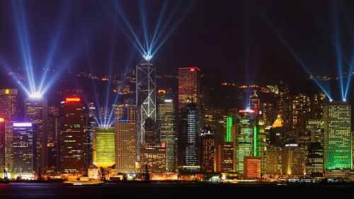 Lamma Island Cruise, Seafood Dinner & Symphony of Lights Show