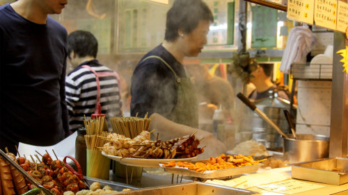 Small-Group Kowloon Food Safari by Urban Adventures