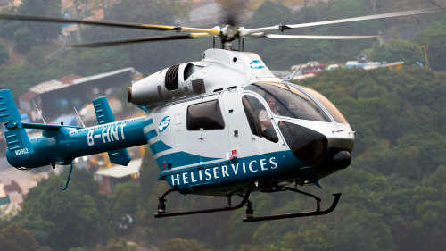Private Helicopter Tour of Hong Kong Global Geopark