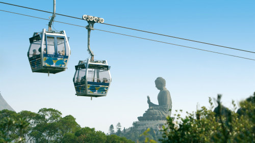 Lantau Island Sunset Tour by Tour East