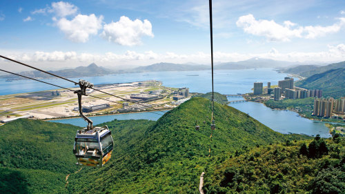 Combo: Ngong Ping 360 Cable Car, Airport Express, Ngong Ping Themed Attractions & 3-Day MTR Tickets