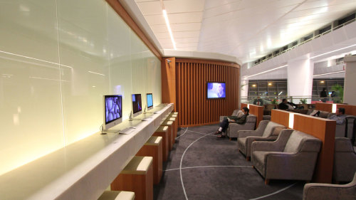 Plaza Premium Lounge at Rajiv Gandhi International Airport (HYD)