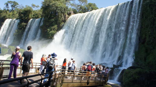 Small-Group Iguassu Falls of Argentina Tour by Urban Adventures