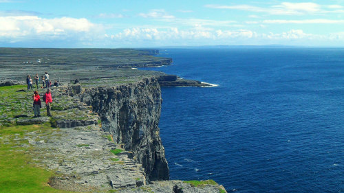 Aran Islands Full-Day Tour by Railtours Ireland First Class