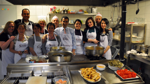 Turkish Cooking Class with Lunch & Drinks by Sarnic Hotel