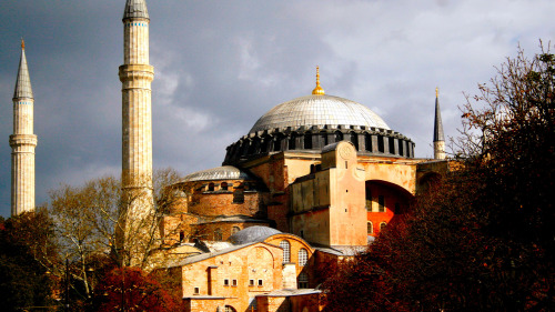 Scholar-Led Small-Group Hagia Sophia Seminar