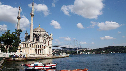 Sightseeing Cruise on the Bosphorus