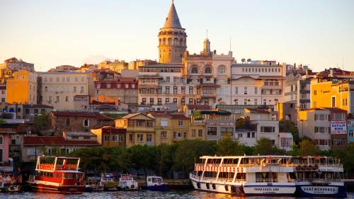Scholar-Led Galata by Night Walking Tour