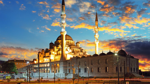 Small-Group Golden Horn Tour: Eyüp Sultan Mosque & Tomb