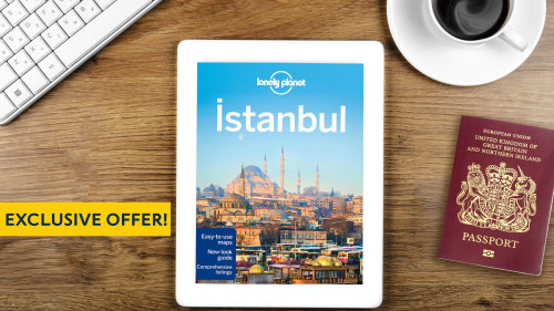 Get a Lonely Planet Istanbul city guide eBook with all Istanbul 'Things to Do'