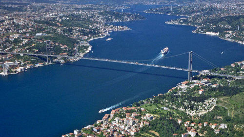 Private Shore Excursion: Bosphorus Cruise & Dolmabahce Palace