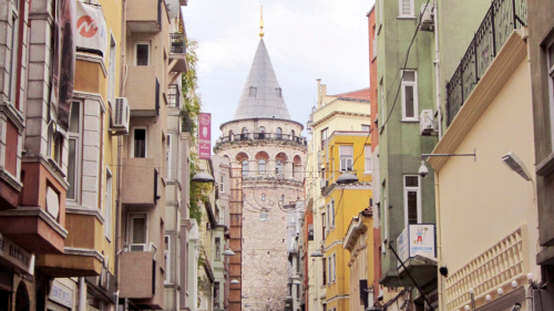 Galata Half-Day Small-Group Walking Tour