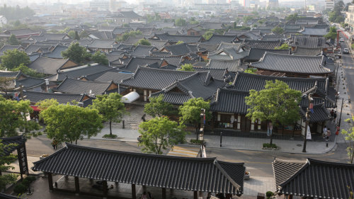 Jeonju Hanok Village Tour by Kim