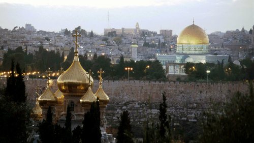 Jerusalem Old & New Cities Full-Day Tour from Tel Aviv
