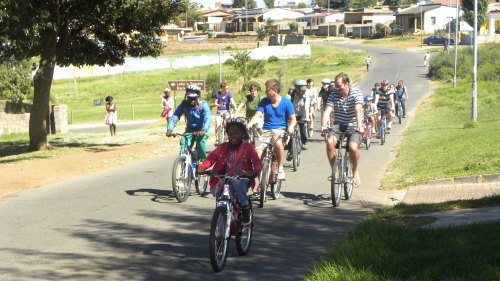 Small-Group Cycle Tour of Soweto by Urban Adventures