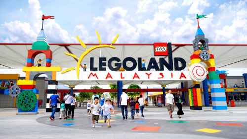 LEGOLAND® Malaysia Tour with Transfer by Tour East Singapore