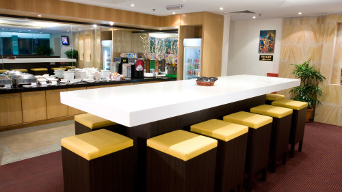 Plaza Premium Lounge at Senai International Airport (JHB)