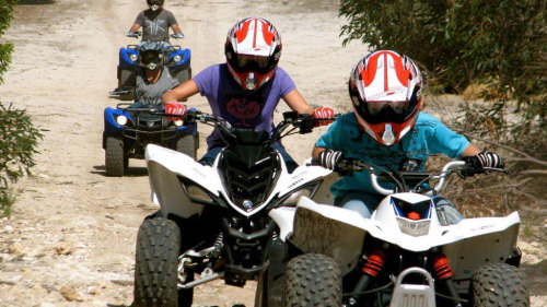 Daytime Nature ATV Tour by Kangaroo Island Outdoor Action