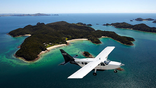 Cape Reinga Airplane Flight & Drive Tour