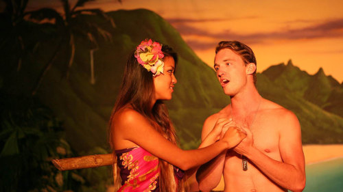South Pacific Dinner Show