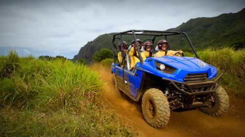 Kipu Ranch 4x4 Adventure with Barbecue