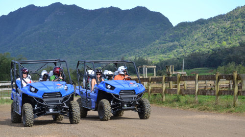 Scenic ATV Ranch Tour