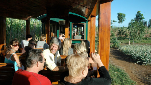 Historic Plantation Railway Tour