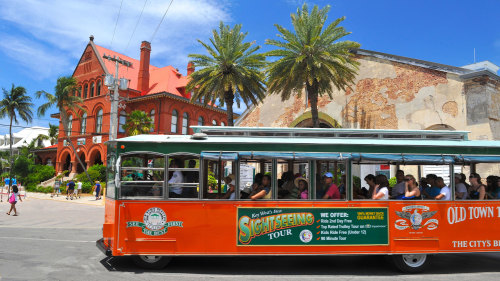Old Town Trolley Hop-On Hop-Off Tour