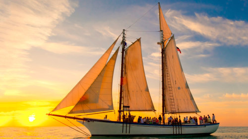 Schooner Reef Sailing with Snorkeling Adventure
