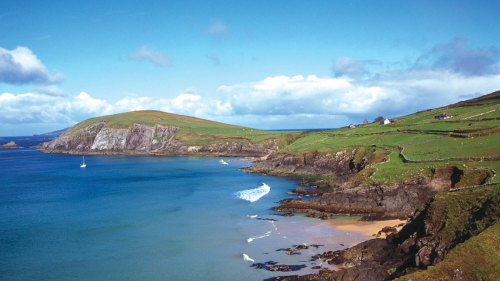 Ring of Kerry Full-Day Tour by Railtours Ireland First Class
