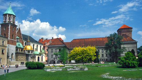City Center Half-Day Tour by Cracow Tours