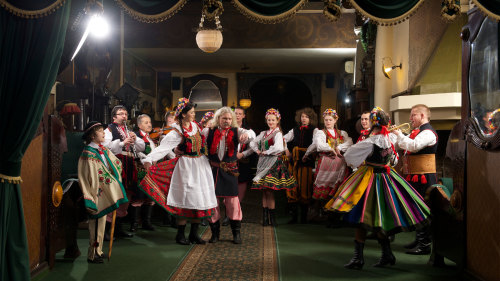 Polish Folk Show & 2-Course Dinner
