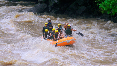 Exciting Kiulu River Rafting Excursion