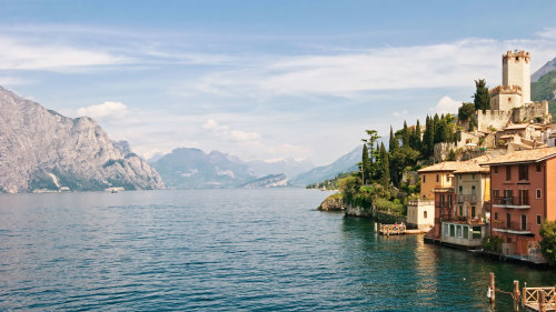 Lake Garda, Sirmione & Desenzano del Garda Full-Day Trip by Train