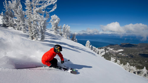 Heavenly & Kirkwood Ski Resort Lift Tickets