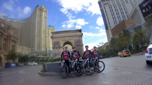 Bike Blast: Sin City Bike Tour